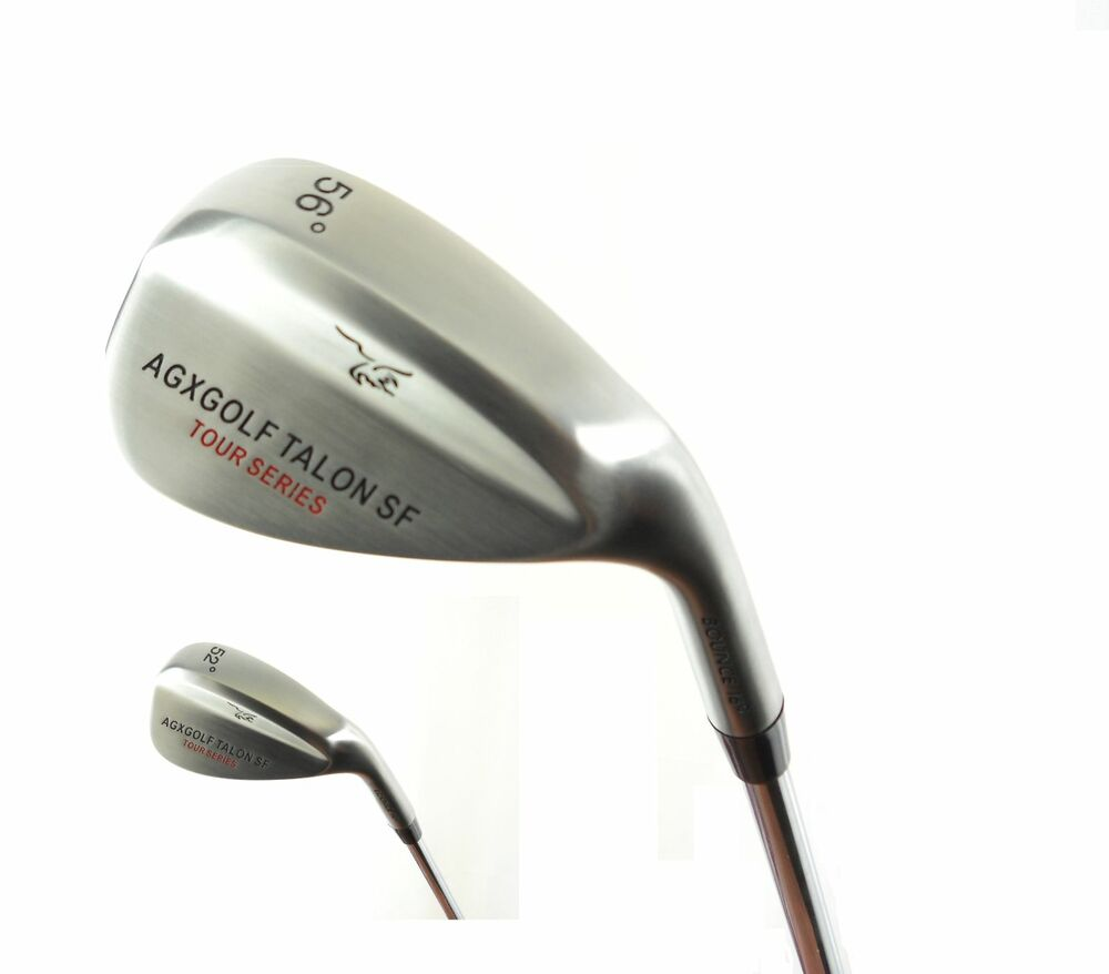 Agxgolf Men S Right Hand Talon Tour 52 Degree Gap Wedge