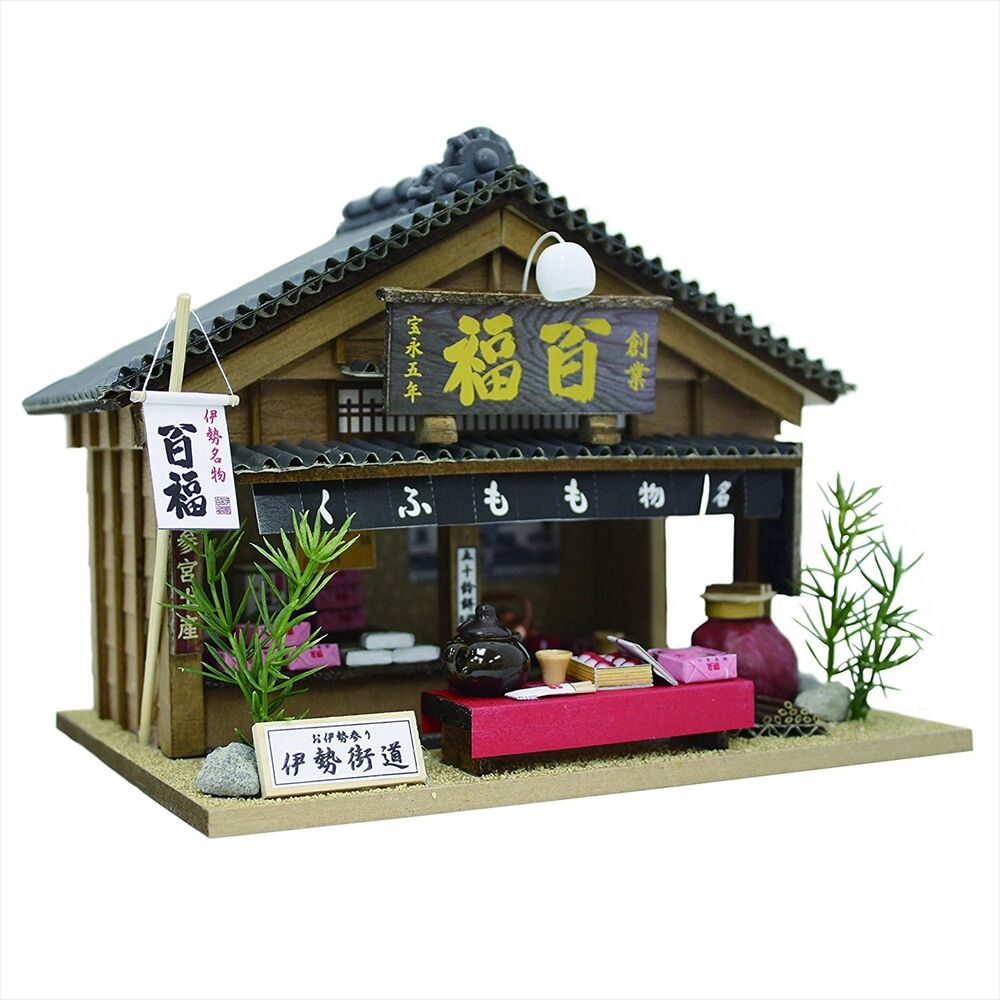 Billy Handmade Miniature Dollhouse Model Kit Japanese