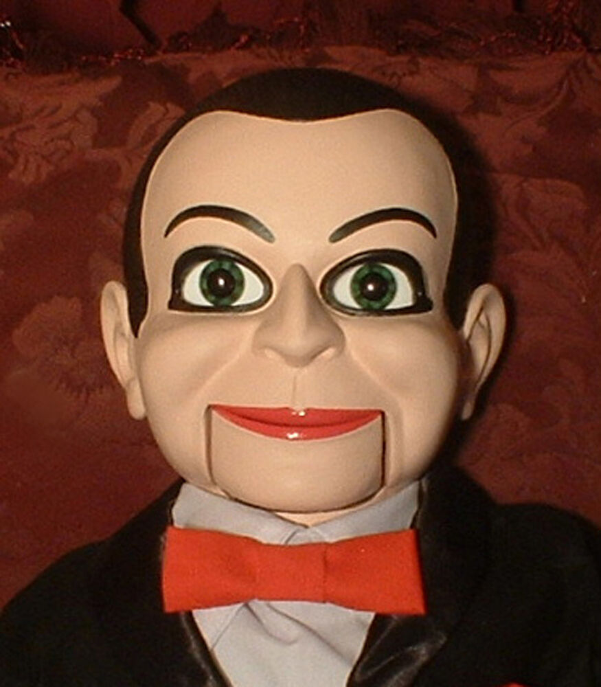 HAUNTED Ventriloquist Doll