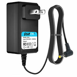 PwrON AC Adapter For LG Electronics BP200 Blu-ray Disc Player Power Supply Cord
