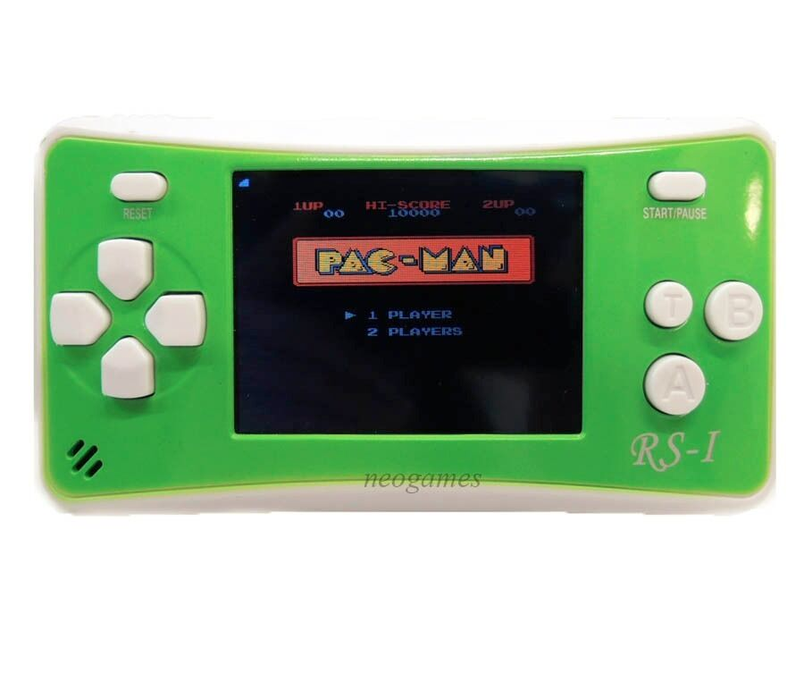 8 Bit Retro 2 5 Lcd 162x Video Games Portable Handheld
