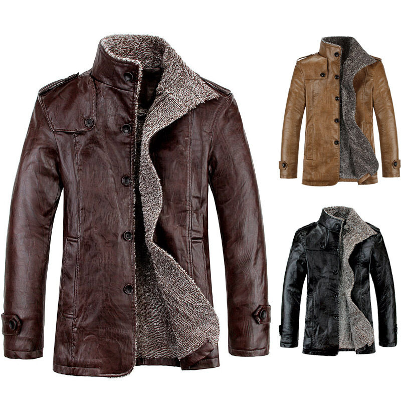 Find the best selection of cheap mens leather coats in bulk here at tokosepatu.ga Including leather coats for children and cotton brown leather coat at wholesale prices from mens leather coats manufacturers. Source discount and high quality products in hundreds of categories wholesale direct from China.
