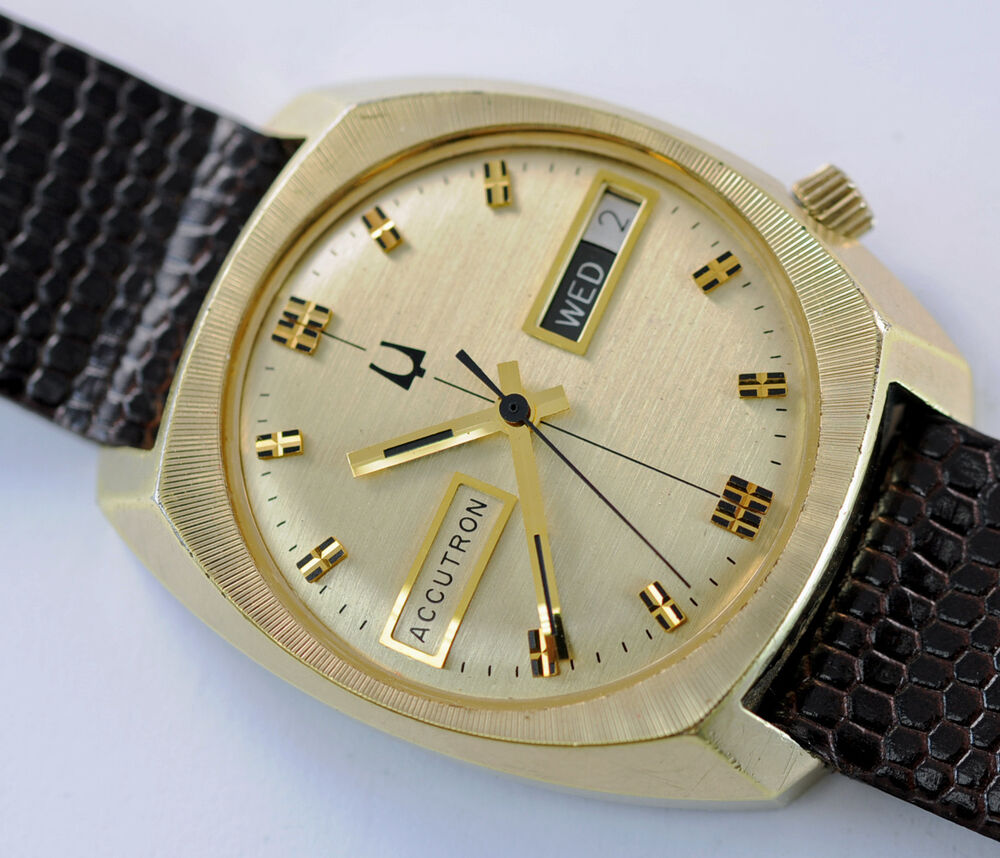Vintage bulova accutron men 39 s watch ebay for Watches on ebay