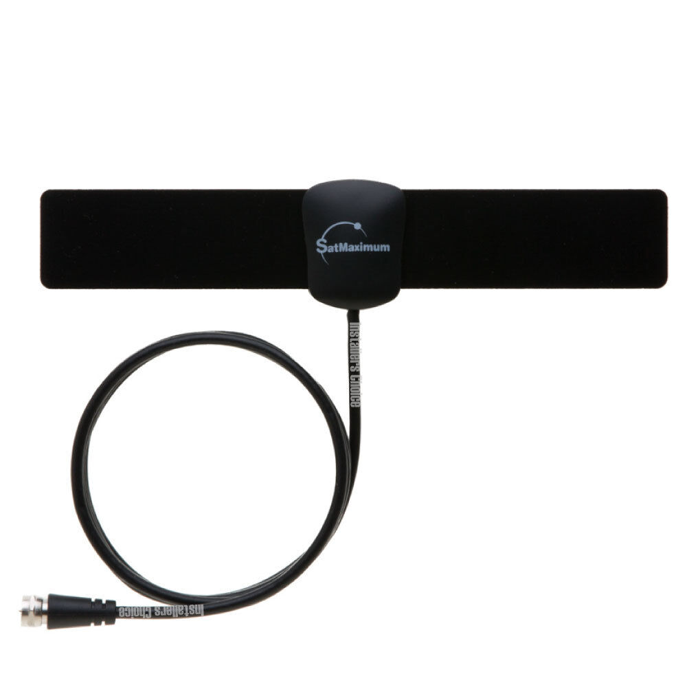 Digital indoor tv antenna high gain hdtv dtv box ready for Hdtv antenna template
