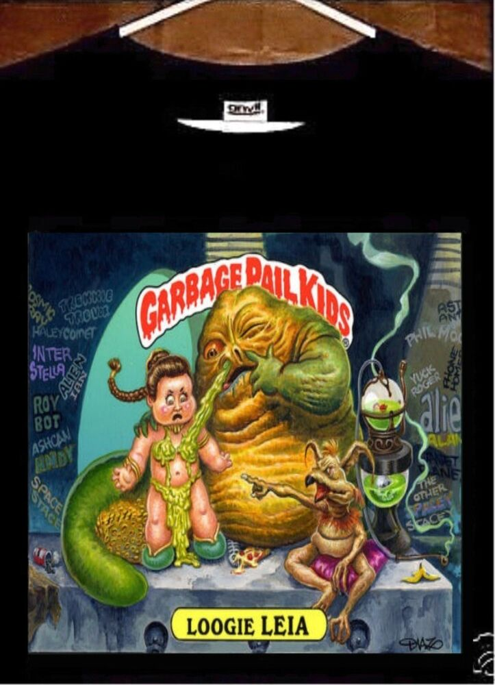 Garbage Pail Kids T Shirt
