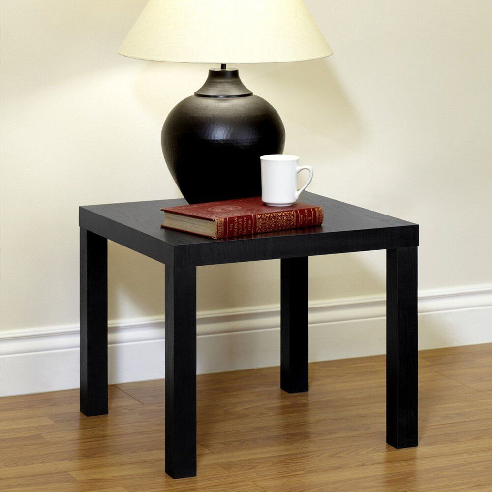 Side Table Small Coffee End Table Children Dining Table Square Home Living Ro