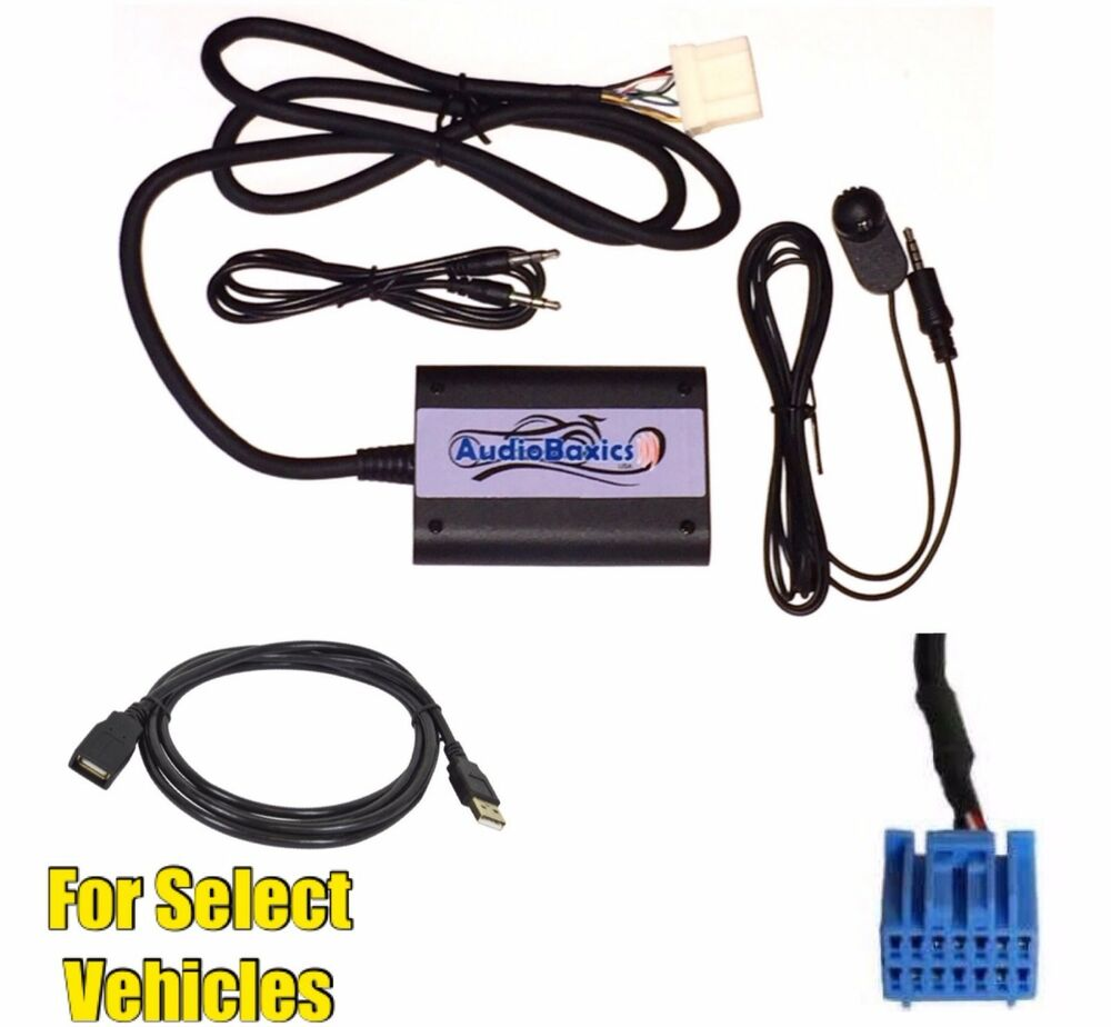 Car BlueTooth Adapter For Some 1998-2005 Honda Civic