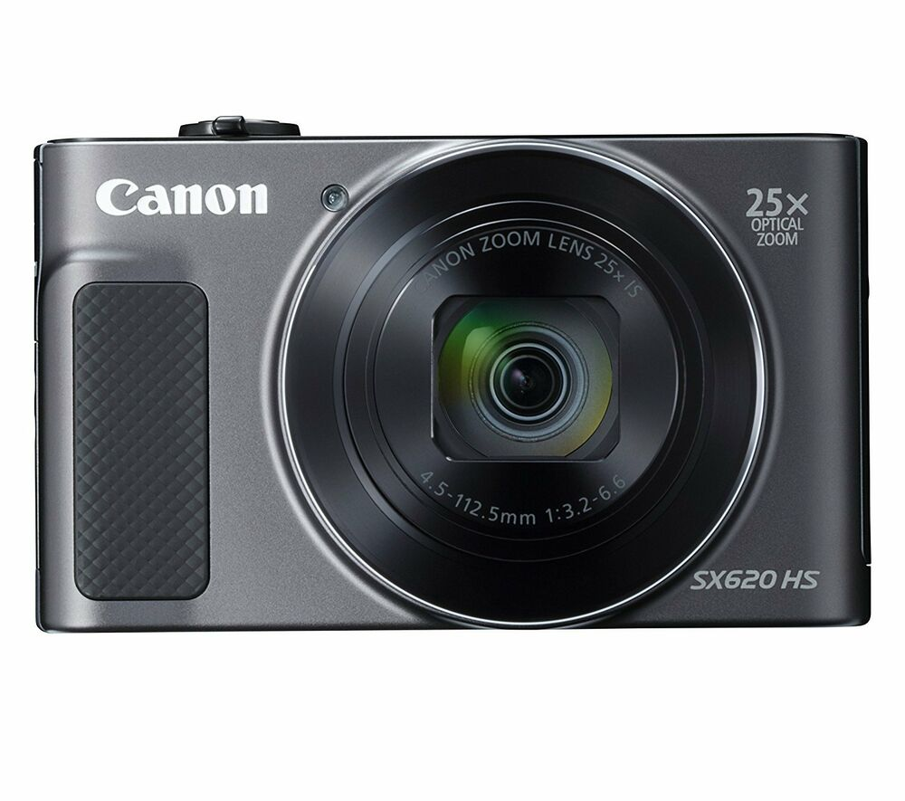 Canon Compact Digital Camera Power Shot SX620HS Black from ...