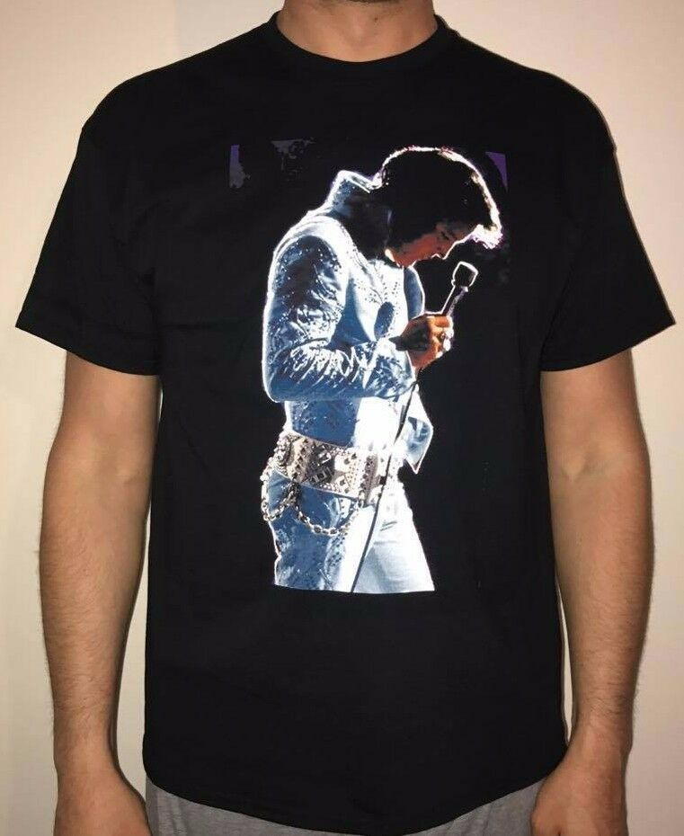 Elvis Presley T Shirt Men T Shirt Ebay