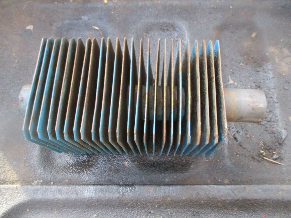 Tractor Fuel Cooler : Ford diesel tractor hydrauilc oil cooler free