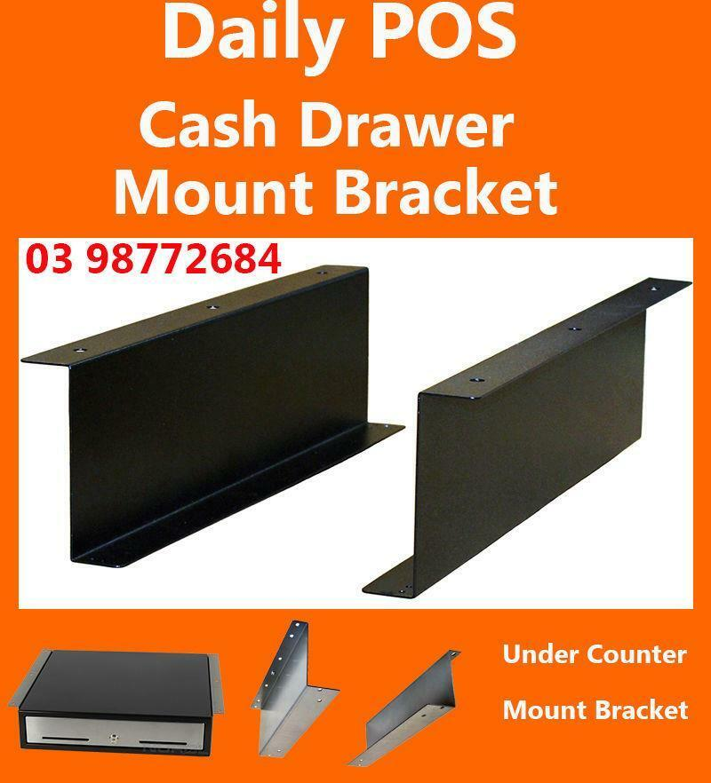 with itm drawers s cash drawer under manual brackets steelmaster ebay mmf counter