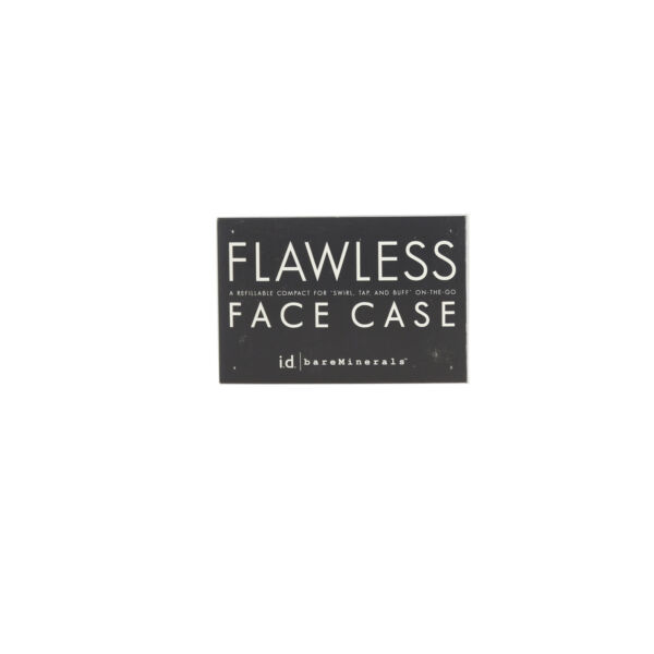 BareMinerals 'Flawless Face Case Refillable Compact Travel Case