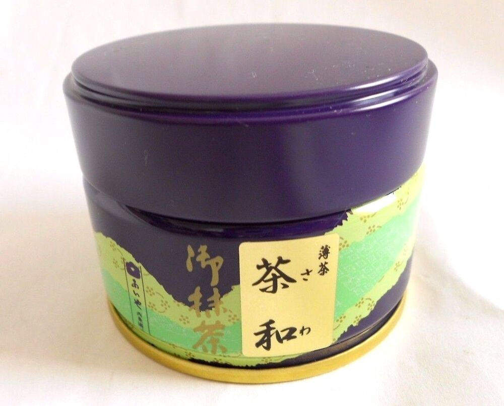 japan premium matcha green tea powder sawa 20g aiya f s from japan ebay. Black Bedroom Furniture Sets. Home Design Ideas