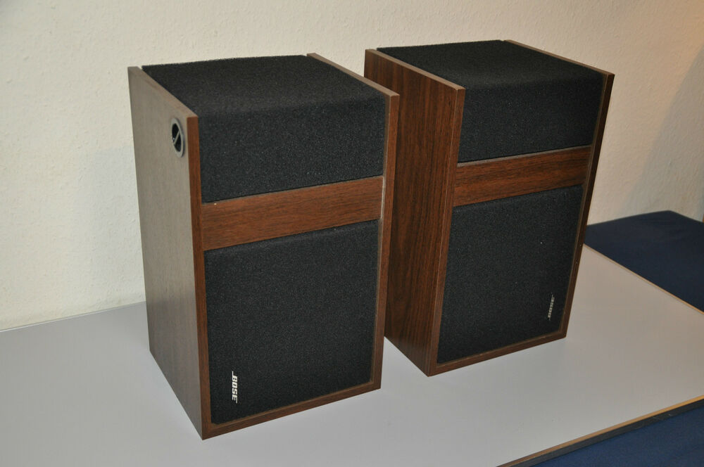 bose 301 lautsprecher vintage speaker boxen selten rarit t. Black Bedroom Furniture Sets. Home Design Ideas