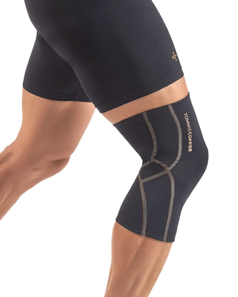tommie copper men 39 s performance compression knee sleeve ebay. Black Bedroom Furniture Sets. Home Design Ideas