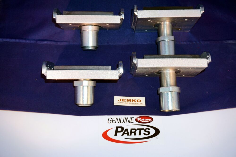 Rotary Lift Extension : Rotary lift t truck adapter set for newer lifts with