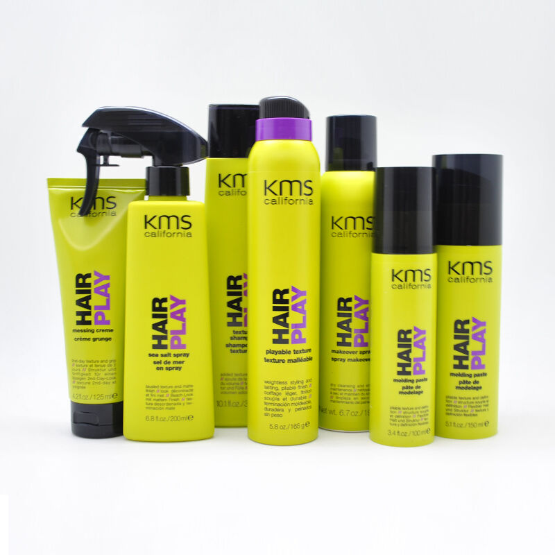Hair Gel Styles: KMS California Hair Play Various Styling Products