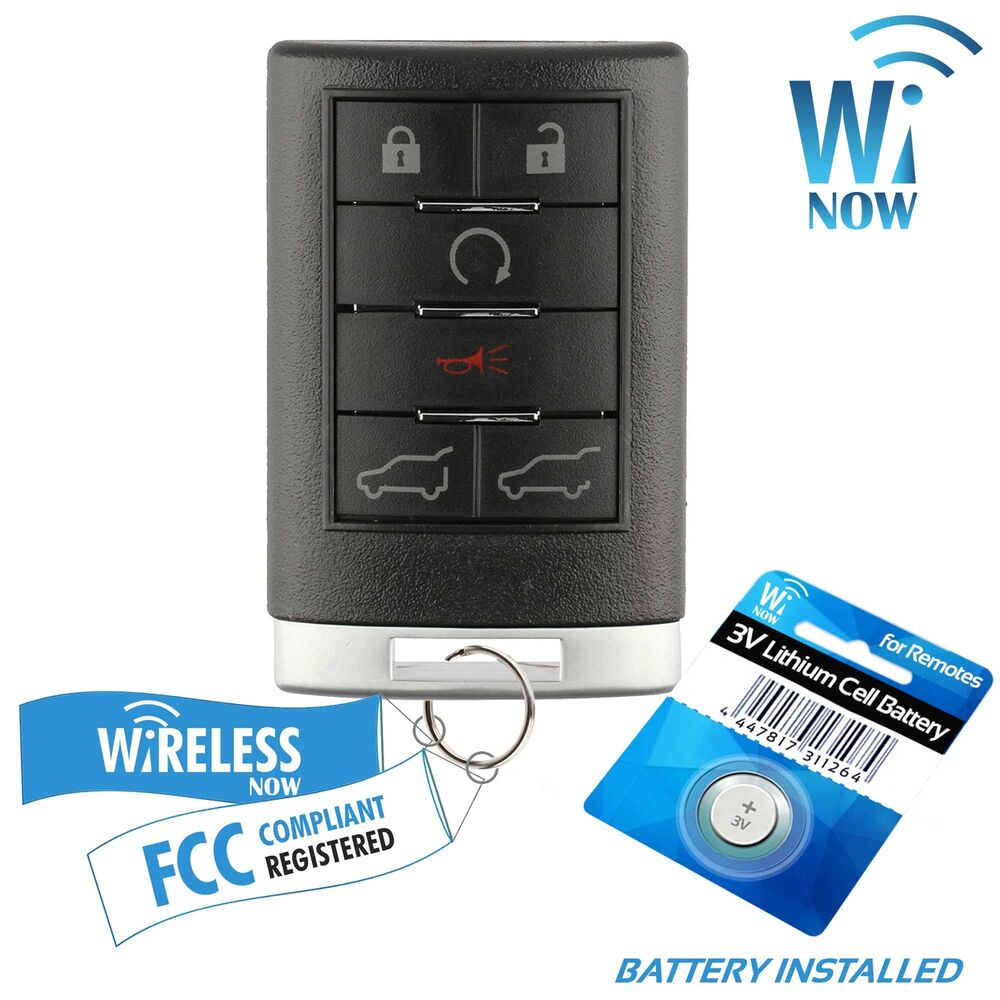 Car Key Fob Remote Control For 2007 2008 2009 2010