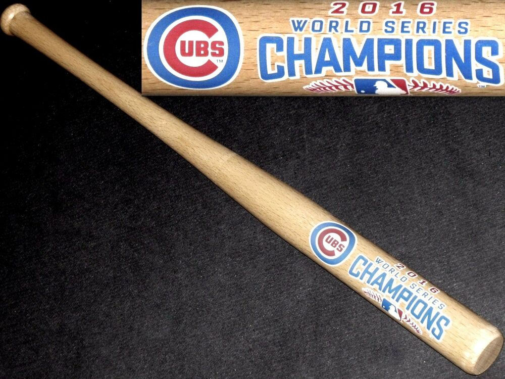 chicago cubs world series champions new mini