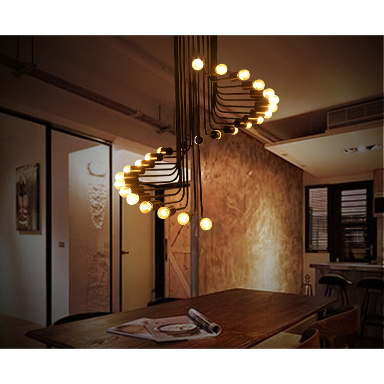Vintage Pendant Lighting Large Chandeliers Modern Ceiling