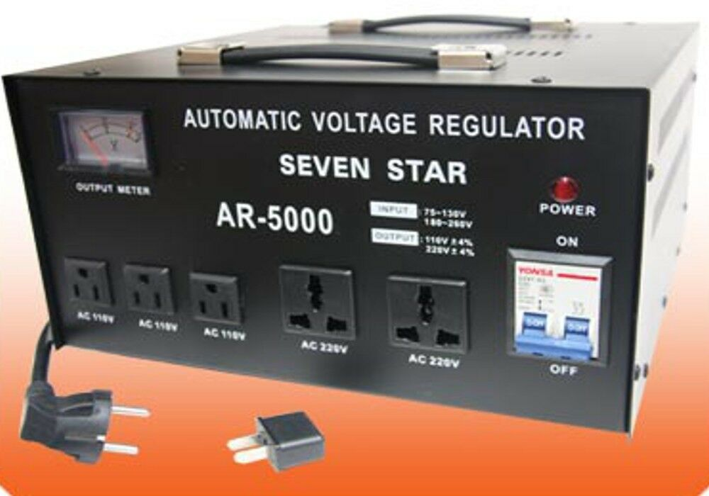 1 Input AC 380V Output AC 220V Single Phase Volt Control