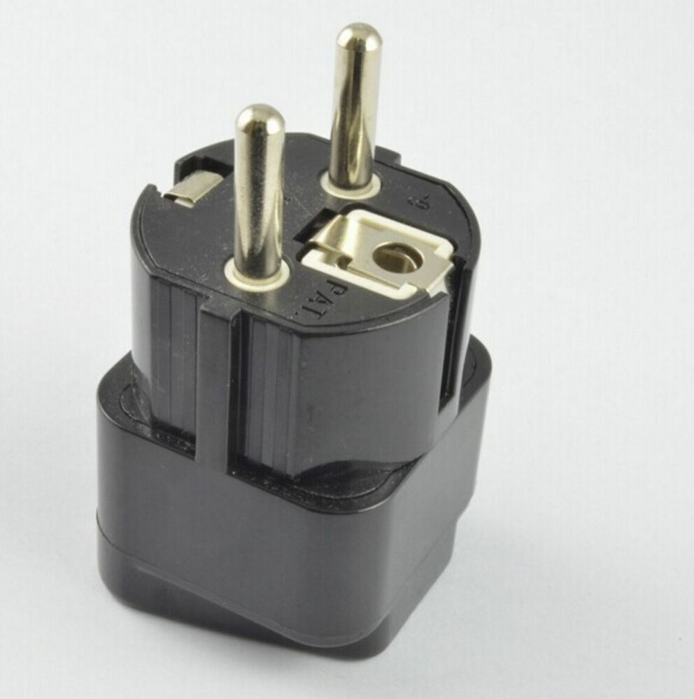 German Outlet Converter Universal Plug Adapter For Germany France Europe Ebay