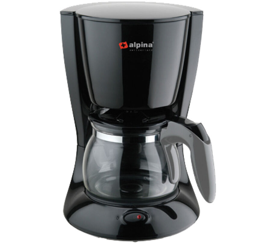 European One Cup Coffee Maker : Alpina 220 240 Volt 4-6 Cup Coffeemaker (NOT FOR USA) Europe Asia Africa eBay