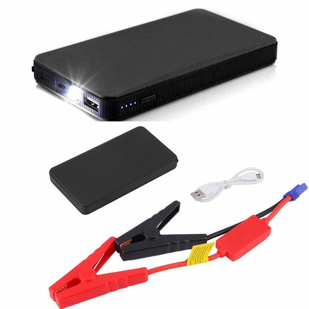 20000mah portable auto car jump starter power bank battery. Black Bedroom Furniture Sets. Home Design Ideas