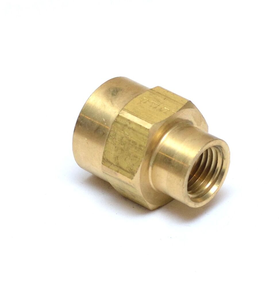 Female reducer adapter coupler quot npt to