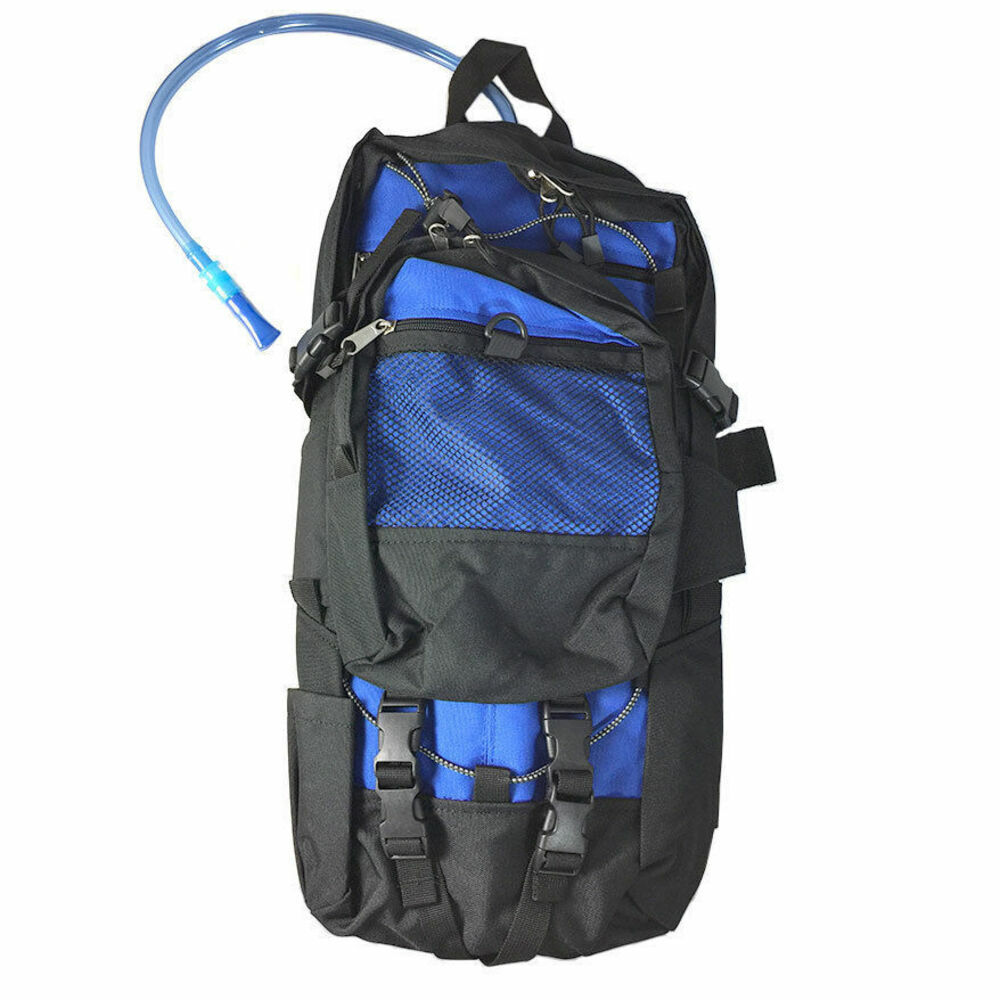 2l quench hydration backpack rucksack back pack water bag