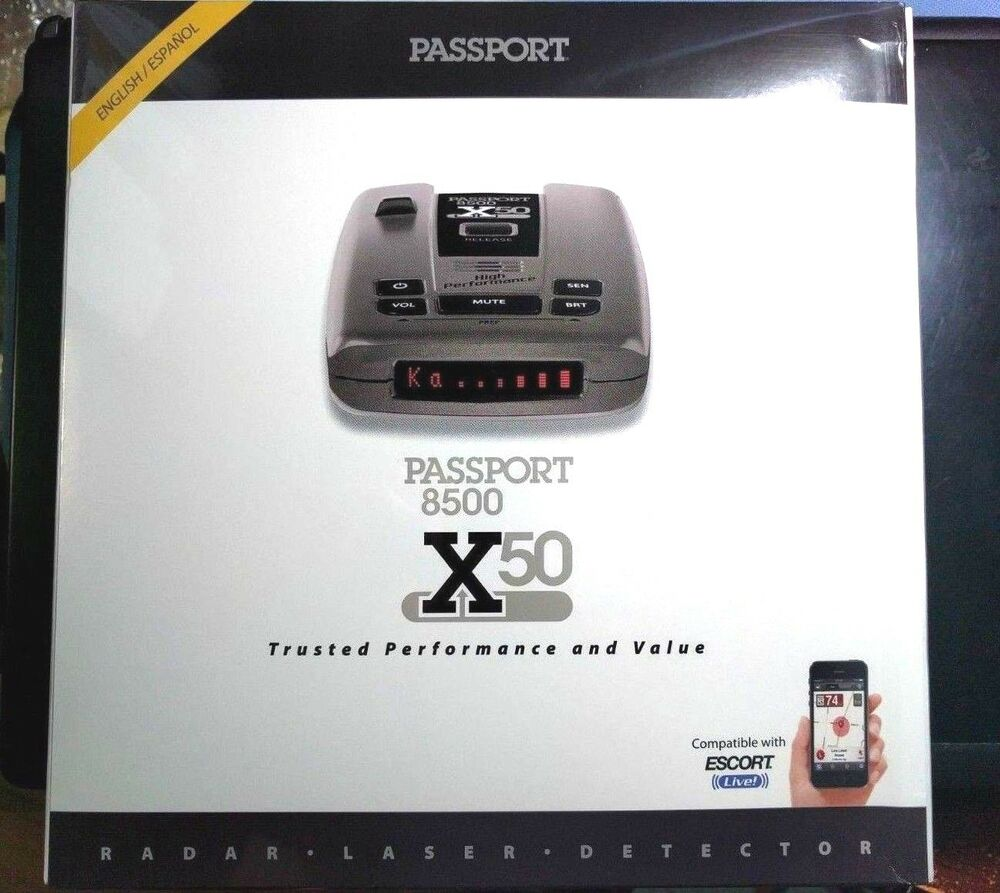 Escort passport