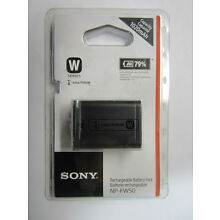 Genuine Sony NP-FW50 Rechargeable Battery Pack W Series, 1020mAh Capacity - New