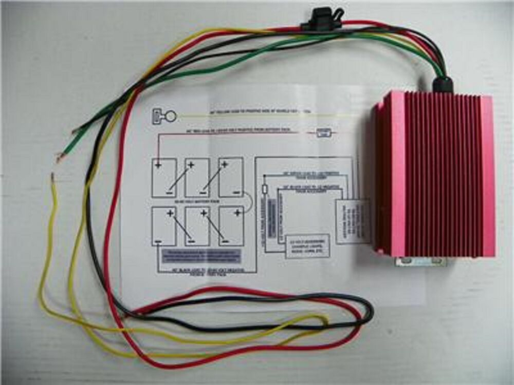 12 Volt Wiring Diagram Additionally 48 Volt Club Car Wiring Diagram As