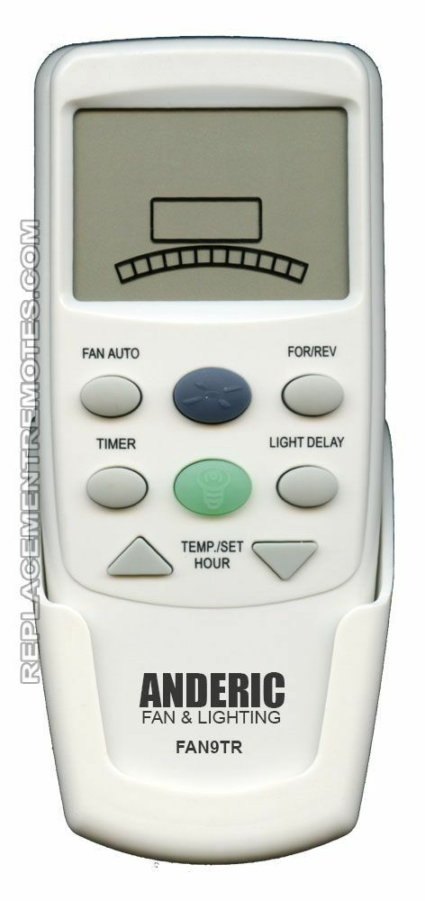 Hampton Bay Windward Ii Ceiling Fan Remote Control Replacement Fan 9t 713807383275 Ebay