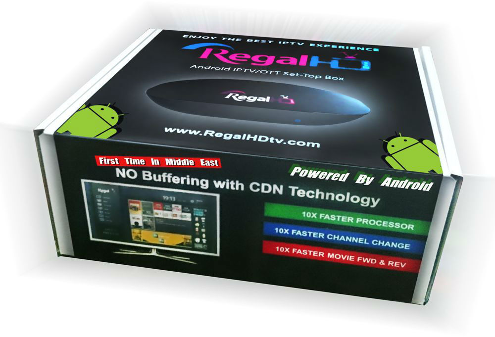Regal Hd Box Sdn Tic 10 Time Faster Then Other Call For