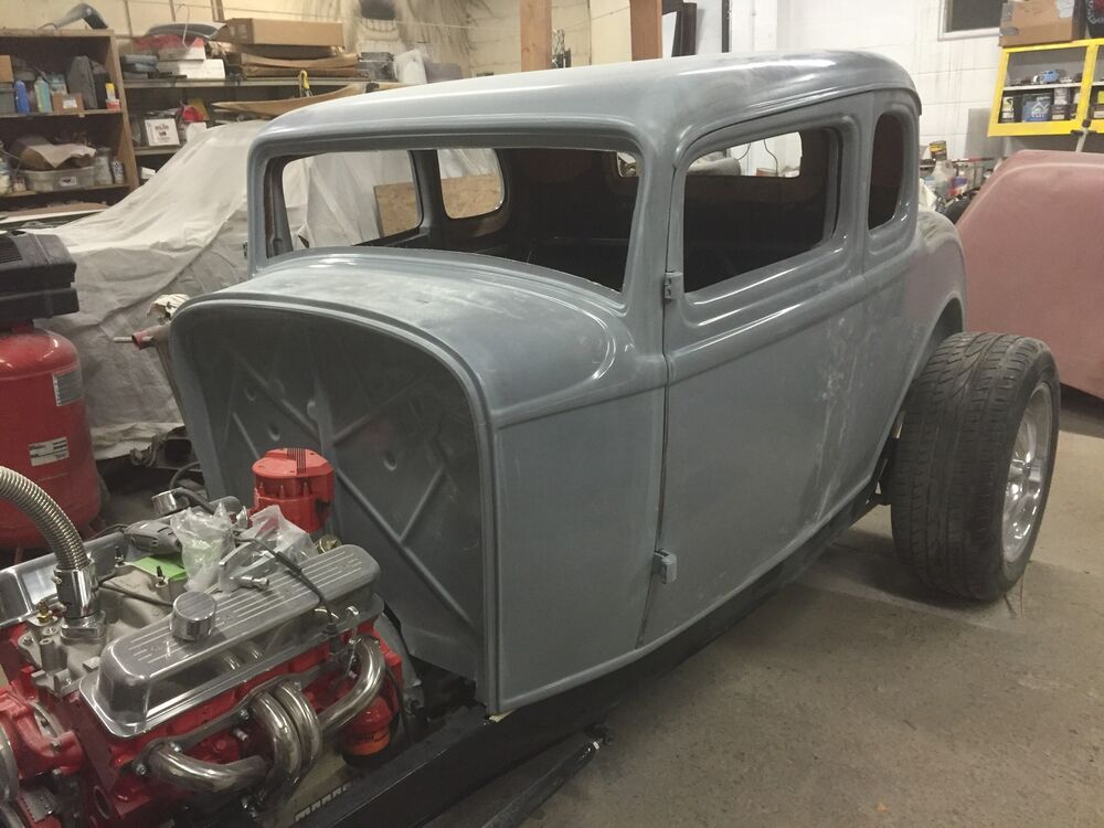 1932 Street Rod Parts : Ford window coupe body hot rod rat street