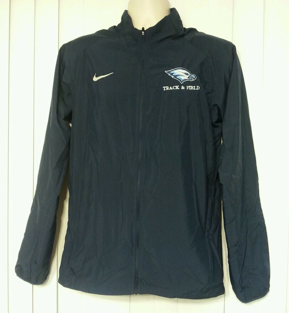 c65f66a5 Details about Nike Men's Team Woven PR Lightweight Jacket Size S NWT Navy  728257