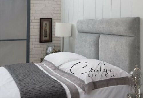 Monte Carlo Quality Bed Designer Headboard Single Double
