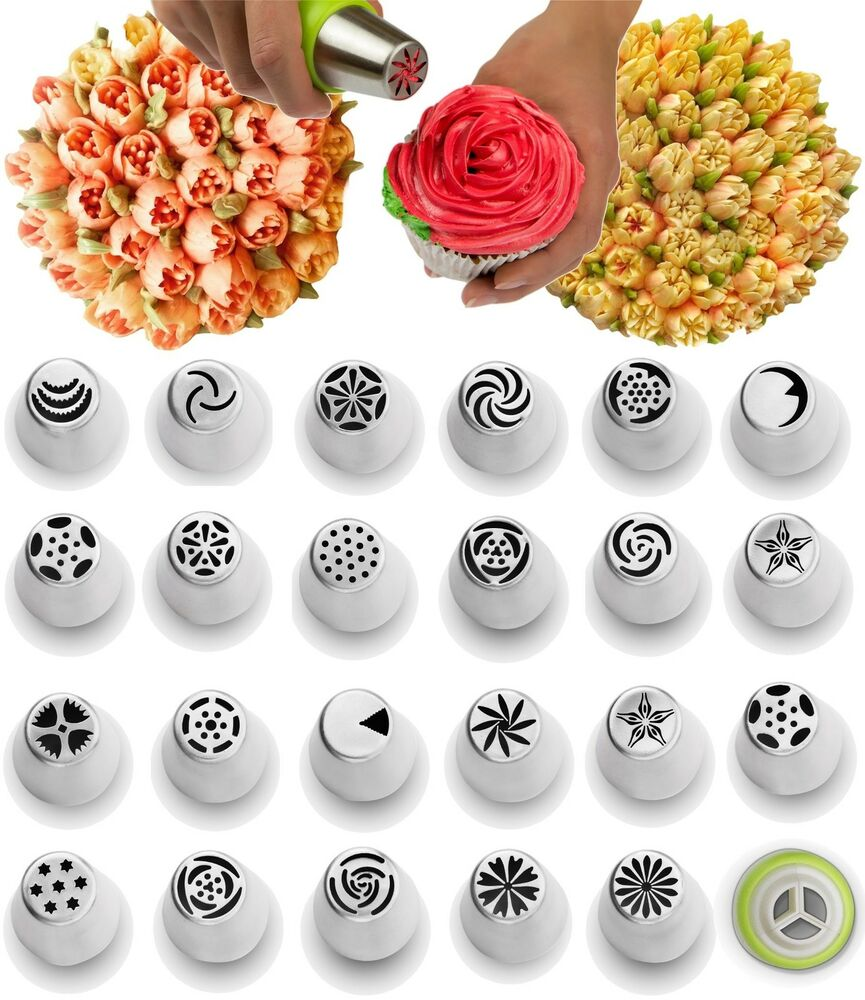 29 Piece Cake Decorating Set