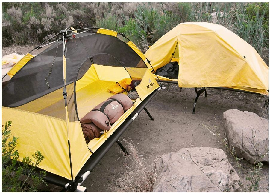 outfitter xxl quick tent 1 man pop up tent less than 1 min set up ebay. Black Bedroom Furniture Sets. Home Design Ideas