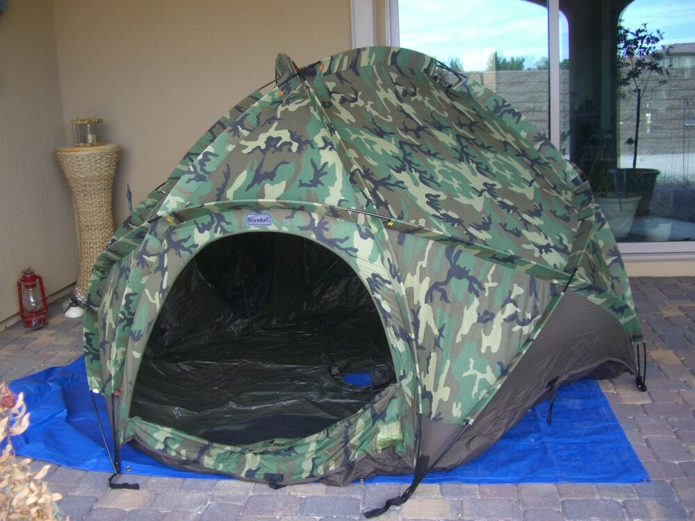 Cold Weather Tents : Eureka ecws ecwt extreme cold weather tent body military