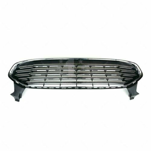 New Front Bumper Upper Grille Assembly Fits Ford Fusion