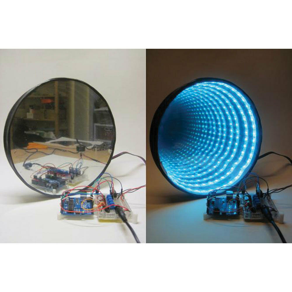 Infinity Mirror Kit Build Your Own RGB Programmable LED