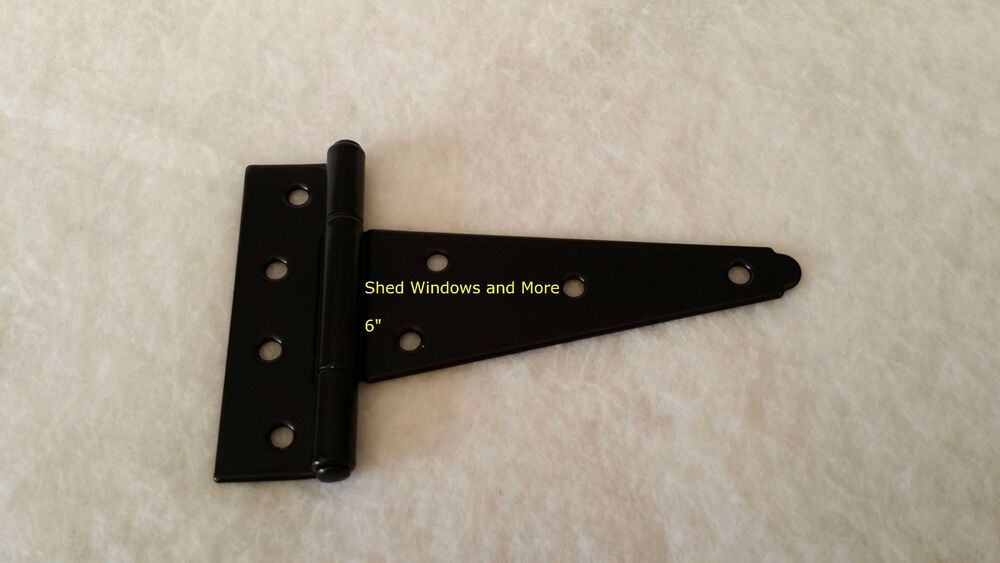 Shed T Hinge Heavy Duty 6 Quot Strap Hinge Shed Door Barn Door