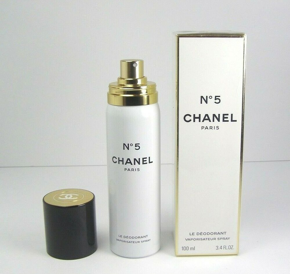 eba0dc97087 Chanel No 5 Chanel Perfumed Le Deodorant Spray for Women 3.4 oz   100 ml