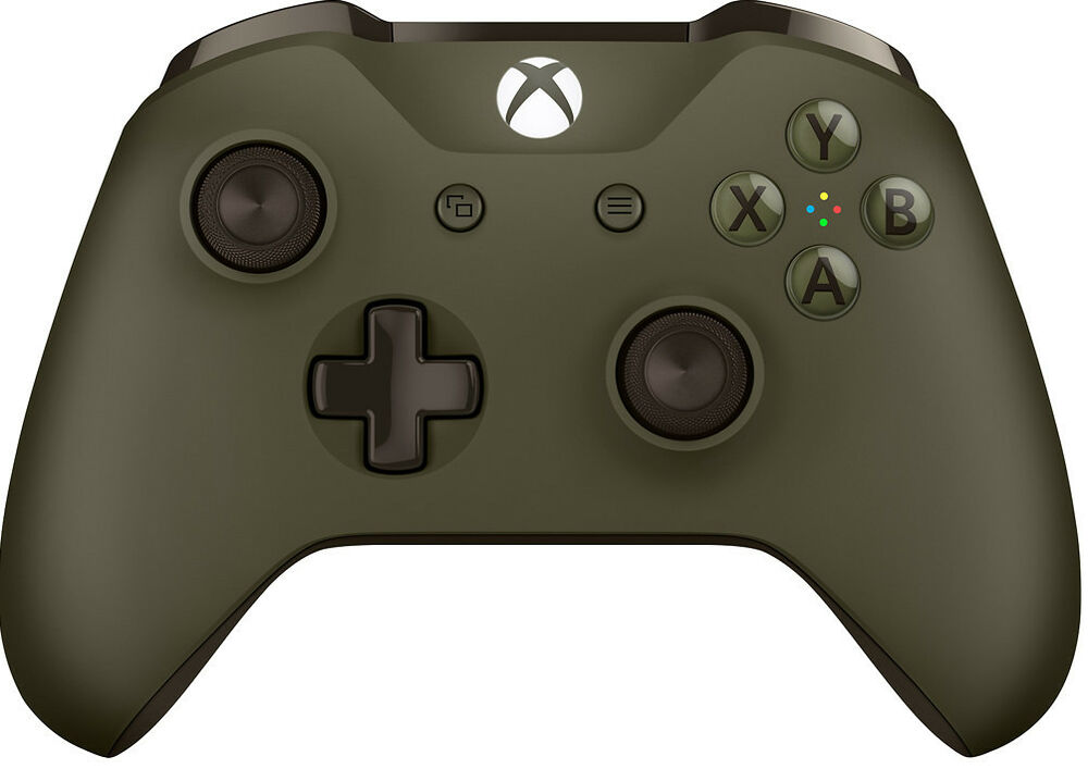 Microsoft Xbox One S Controller Battlefield 1 Limited ...