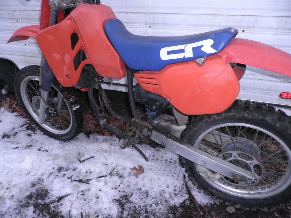 Honda Cr500 Bike Ebay