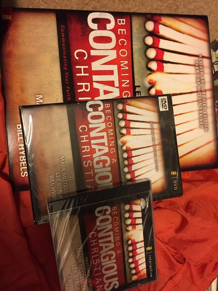 Becoming A Contagious Christian Leaders Guide Six Sessions