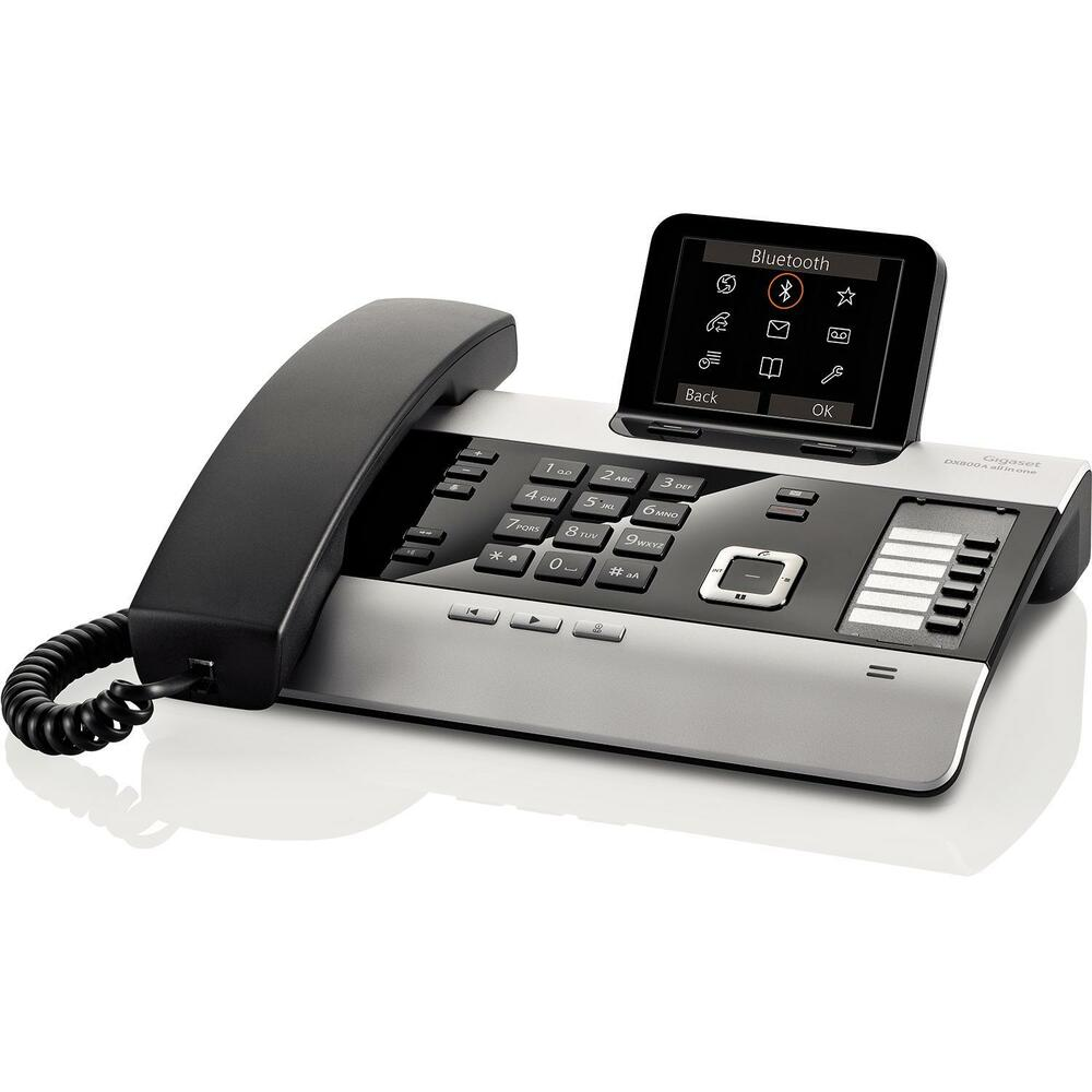 gigaset dx800a dect voip sip isdn analog all ip telefon anlage neu ovp 4250366812342 ebay. Black Bedroom Furniture Sets. Home Design Ideas
