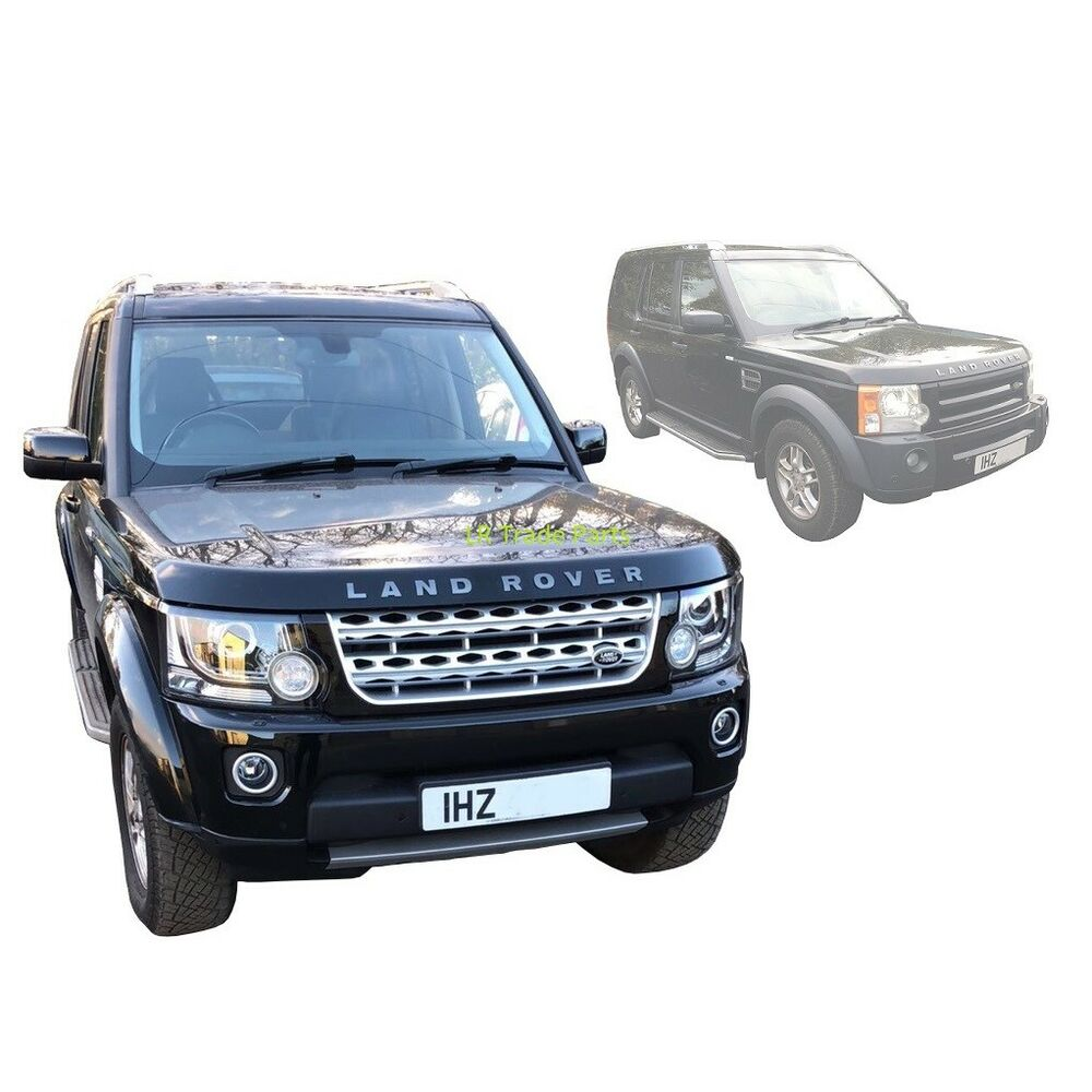Sold Land Rover Discovery 3 Discov: LAND ROVER DISCOVERY 3 TO 2014 DISCO 4 NEW FRONT UPGRADE